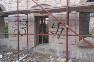 Bosna Hersek'te cami inşaatına ırkçı saldırı