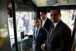 Sırbistan'da şehir içi ulaşıma Türk sistemi