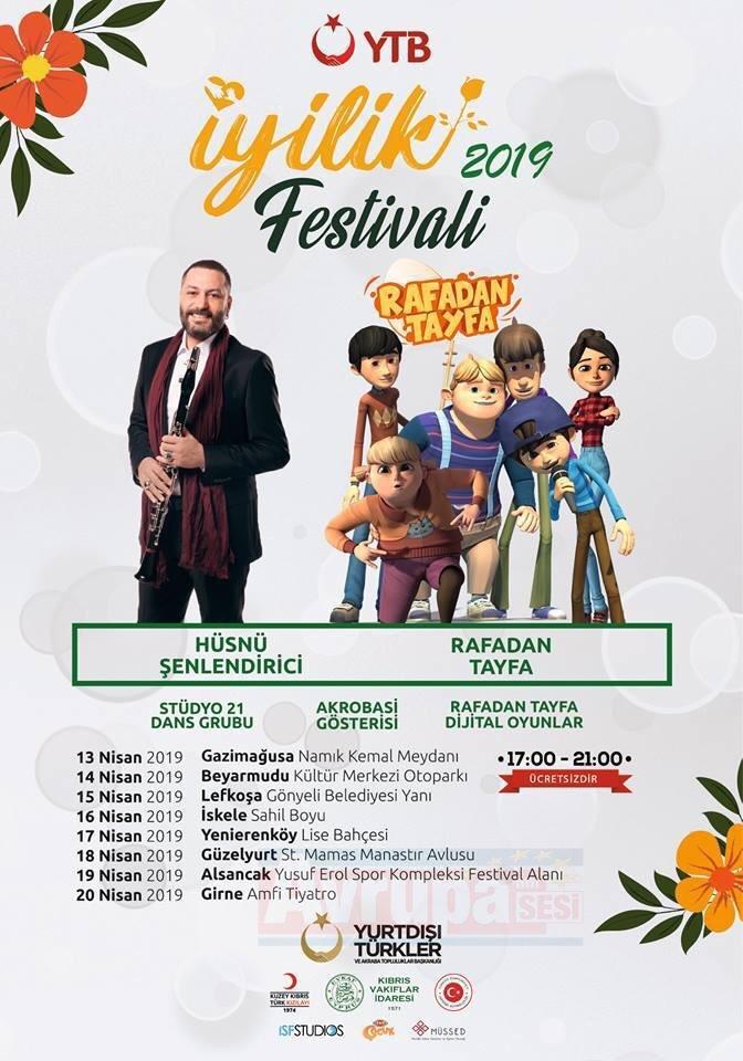 YTB'den İyilik 2019 Festivali