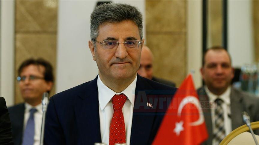 Türkiye Almanya ilişkileri çok köklü ve derin