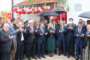 Türkiye'den Kuzey Makedonya'da Kuran kursu ve cami inşası