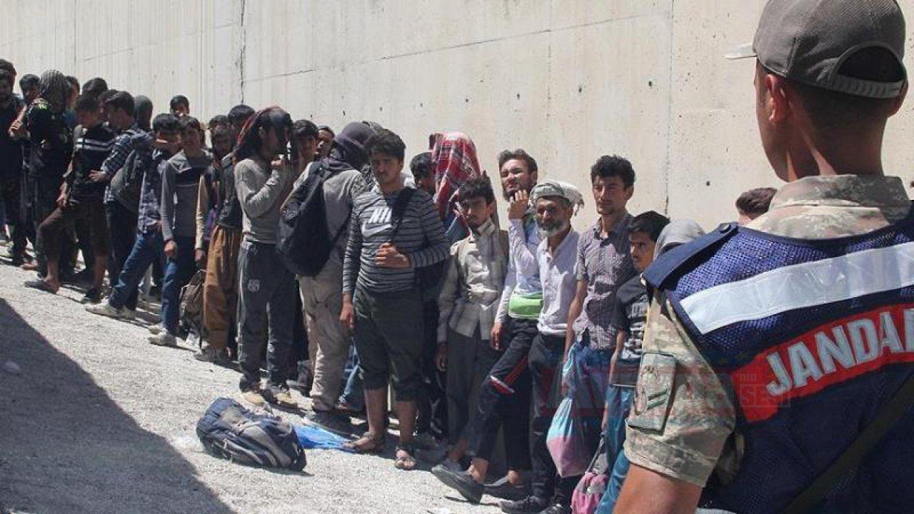 Edirne'de 309 düzensiz göçmen yakalandı