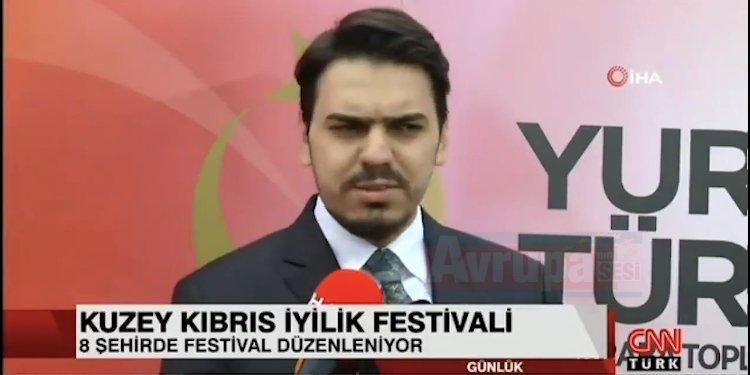 YTB Kuzey Kıbrıs'ta 8 Şehirde İyilik Festivali Düzenledi
