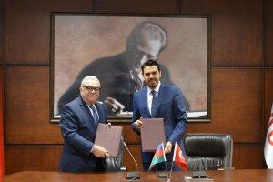 YTB ve Azerbaycan Devlet İdarecilik Akademisi arasında eğitim işbirliği protokolü