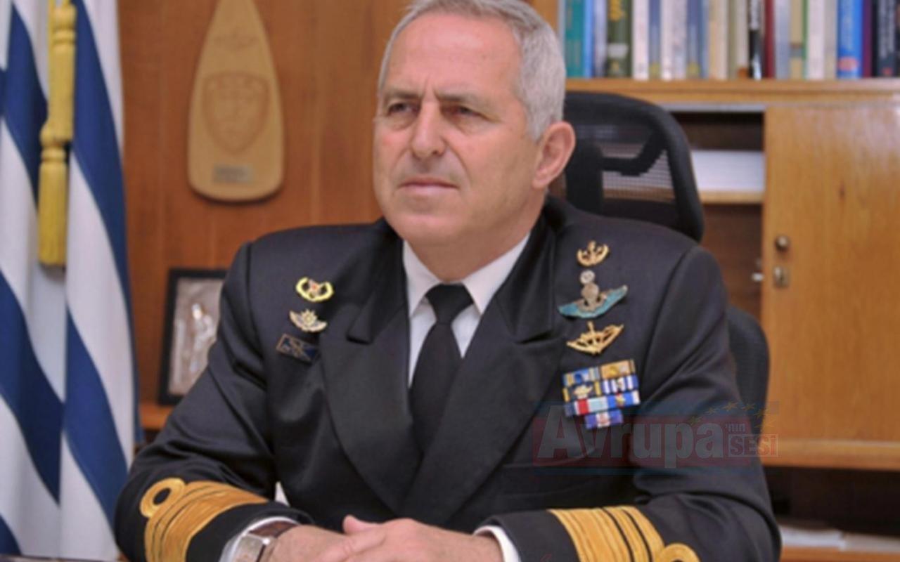Yunanistan Savunma Bakanı Apostolakis'ten S-400 yorumu