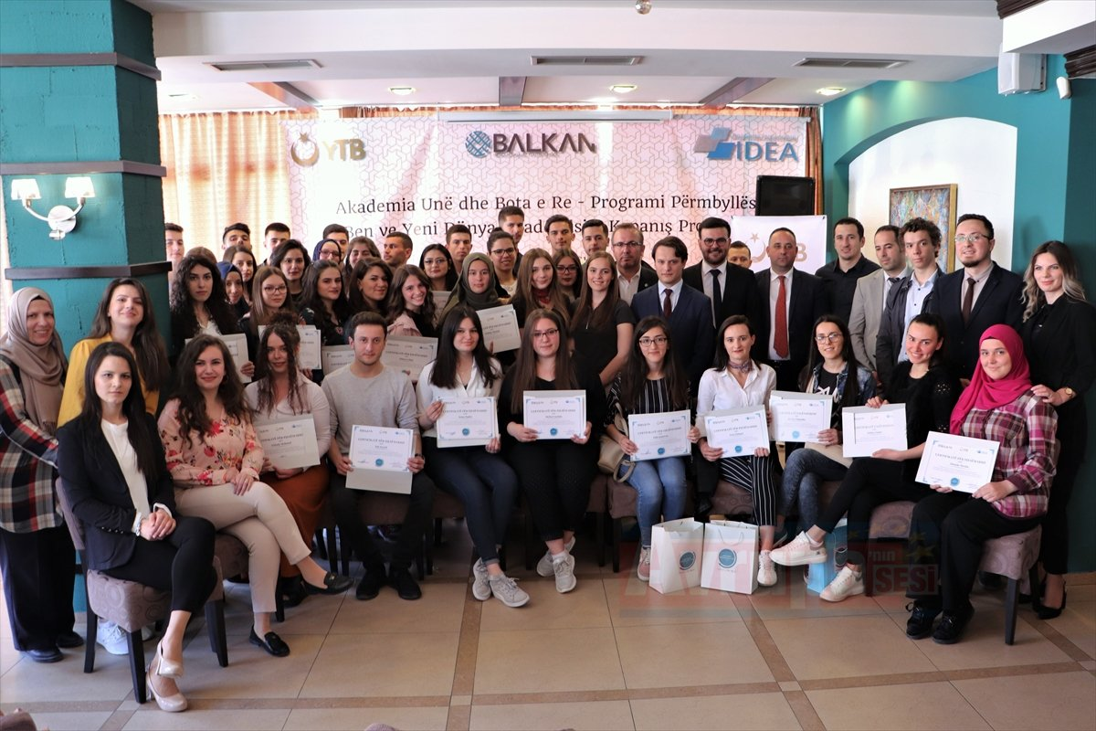 Kosova'da YTB destekli