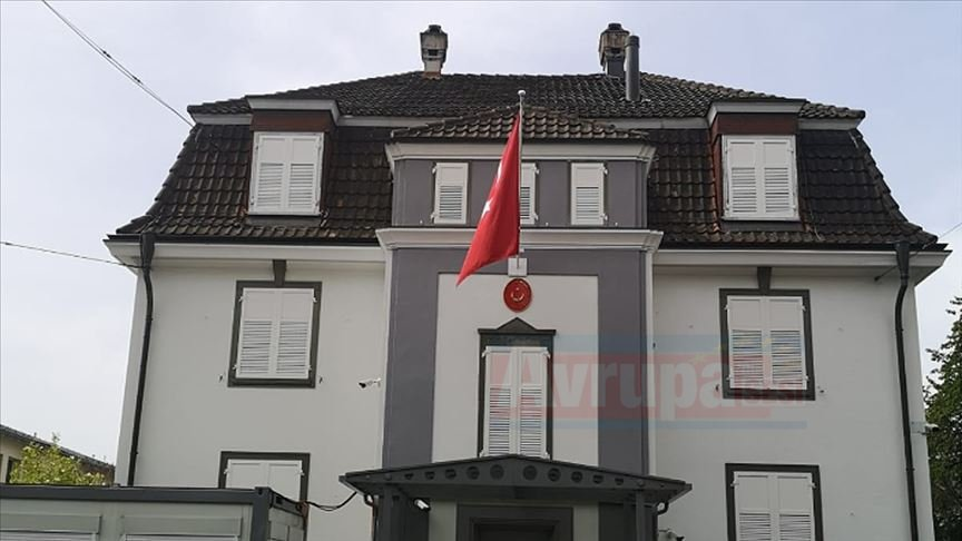 Türkiye'nin Zürih Başkonsolosluğuna molotofkokteylli saldırı