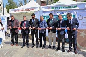 Bilim Seyyahları Kosova'da