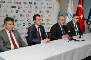 Bosnalı çocuklar Çocuk Şenliği'nde buluşacak