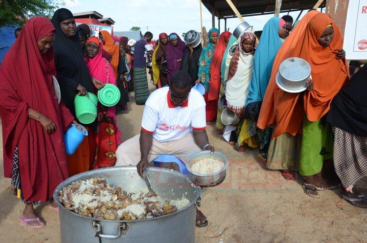 Afrikalı Müslümanlar İçin Ramazan Yardımları Umut Oluyor