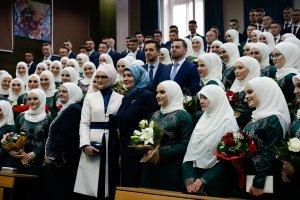 Osmanlı mirası medrese 469'uncu mezunlarını verdi