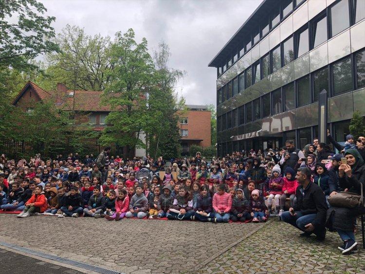Berlin'de Rafadan Tayfa'ya yoğun ilgi