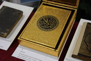 Bosna Hersek'te Kur'an-ı Kerim sergisi