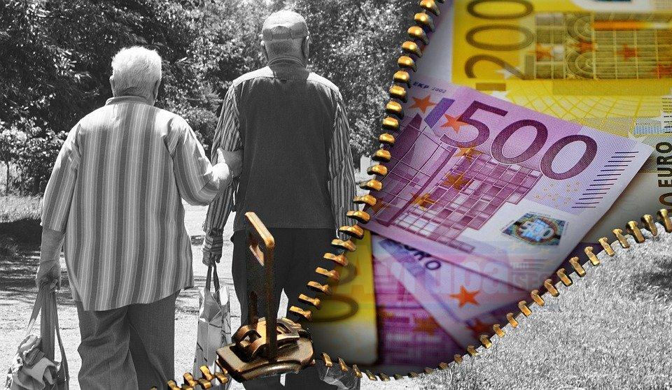 Almanya'da emekli maaşlarına zam