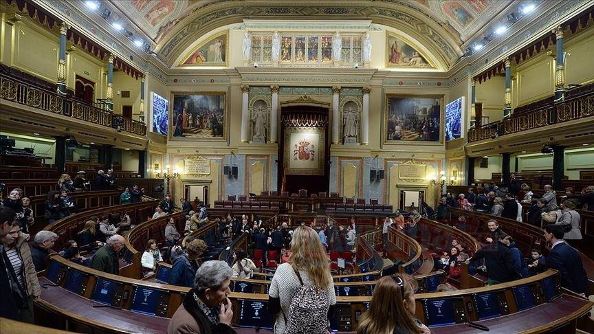 İspanyol meclisinde rekor kadın milletvekili