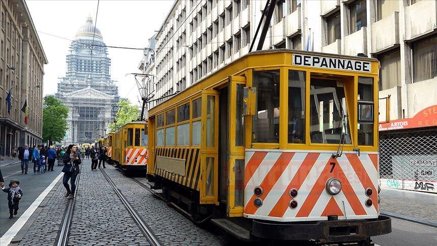150 yıllık tramvaylar görücüye çıktı