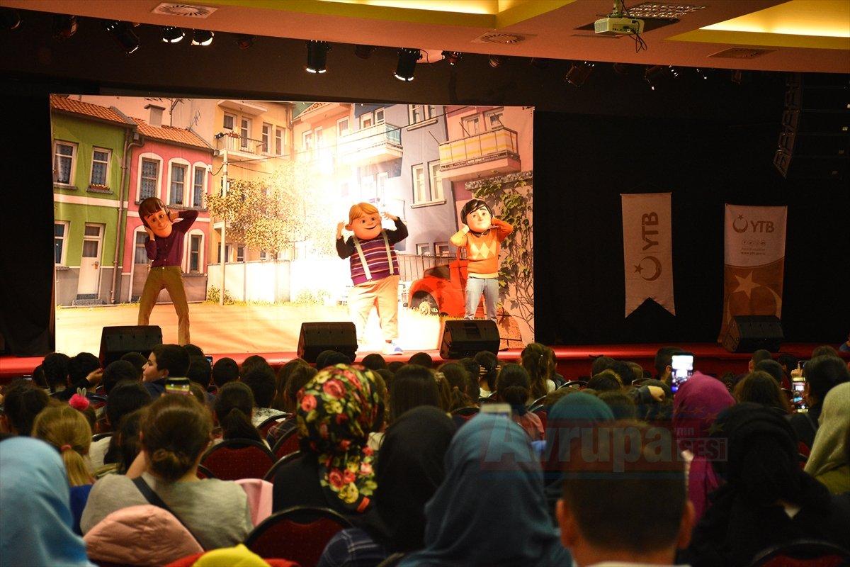 Avusturya'da Rafadan Tayfa'ya yoğun ilgi