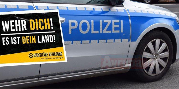 Poliste ırkçılık baskını