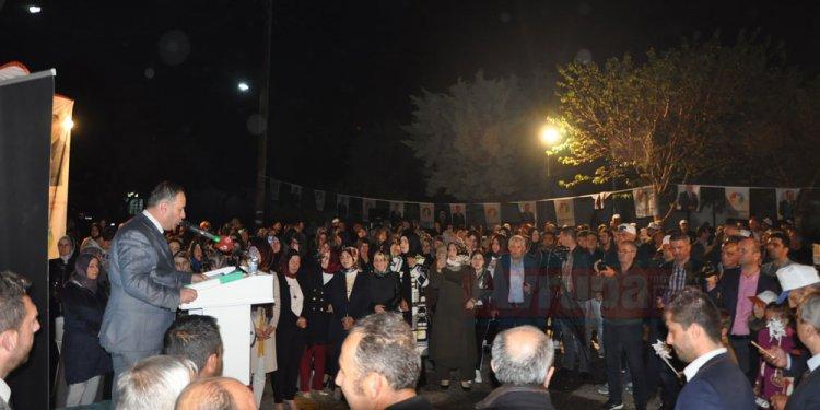 Demokratik Güç Listesi'nin seçim bürosu açıldı adaylar tanıtıldı