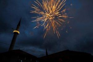 Bosna Hersekli çocukların ramazan sevinci