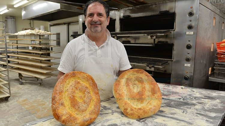 Avustralya'da ramazan pidesi İtalyan fırıncıya emanet