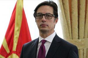 Kuzey Makedonya'nın yeni Cumhurbaşkanı görevine başladı
