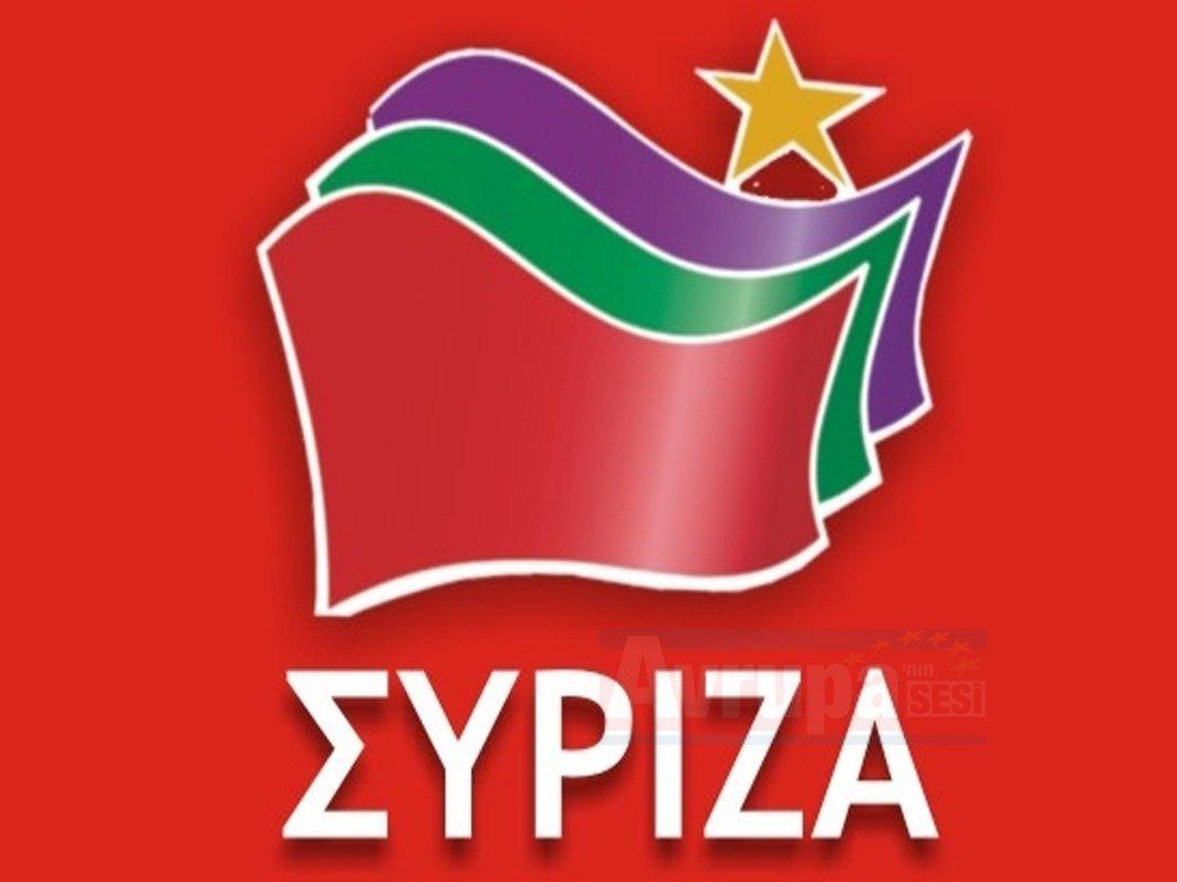 Yunanistan'da SYRIZA hükümetine bir kez daha güvenoyu