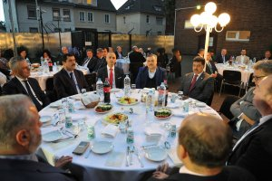 Türkiye'nin Köln Başkonsolosluğunda iftar programı