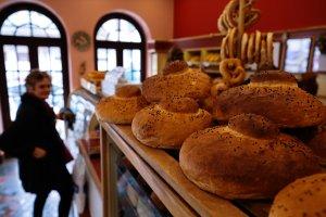 Saraybosna'nın bayrama özel ekmeği: