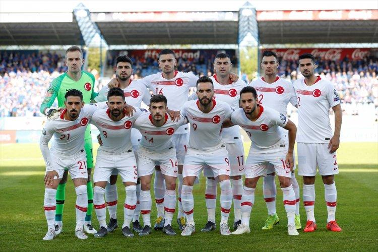 A Milli Futbol Takımı ilk mağlubiyetini aldı