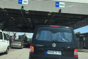 Bulgaristan'dan geçecekler için bu tuzağa dikkat! 100 EUR ver komşu!