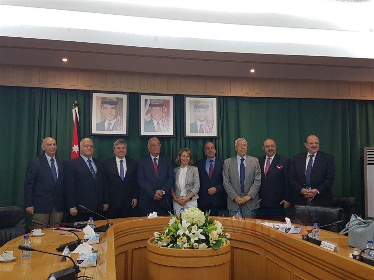 Türk Büyükelçi Ürdün'de, FETÖ'yle mücadeleyi anlattı