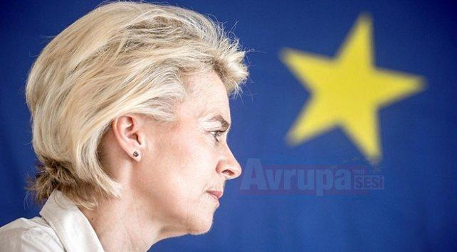 Ursula von der Leyen AB Komisyonu Başkanlığı'na atandı