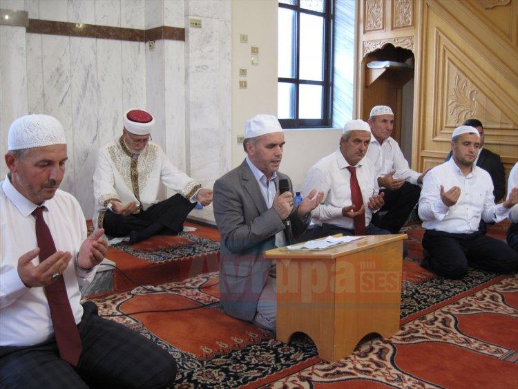 15 Temmuz şehidi Mustafa Cambaz Batı Trakya'daki köyünde anıldı