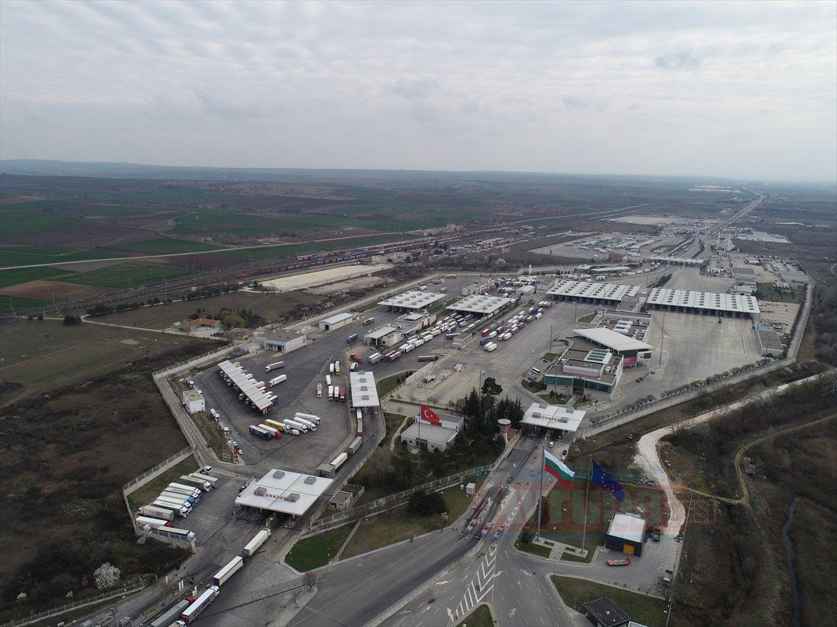 Kapıkule Sınır Kapısında 2019 Yılın Rekoru Kırıldı