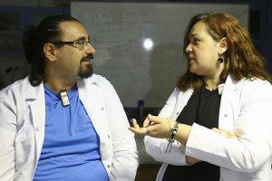 Nükleer fizik uzmanı Yunan çift, bilim için Türkiye'yi seçti