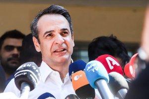 Yunan Başbakan Miçotakis, Cumhurbaşkanı Erdoğan'a 'cesur adım' mesajı