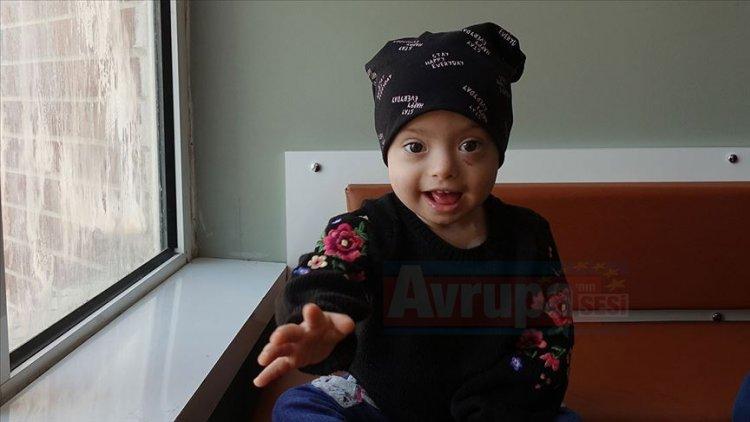 3 yaşındaki Afra Eylül'den müjdeli haber