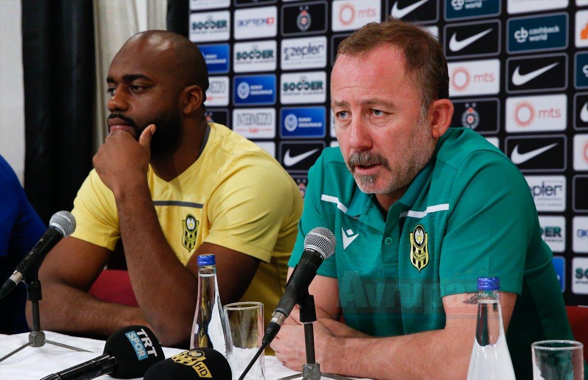 Yeni Malatyaspor Teknik Direktörlüğüne Sergen Yalçın getirildi