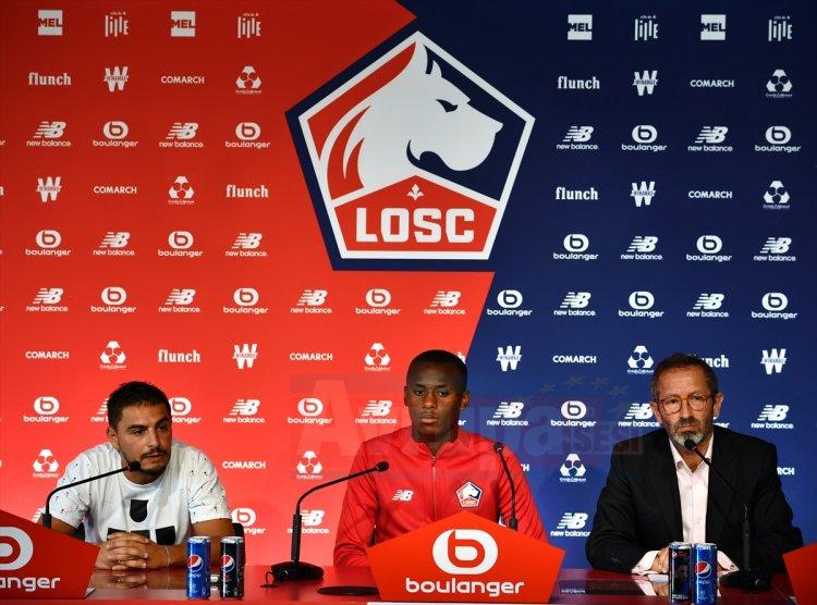 Fransa Lille takımının yeni transferi