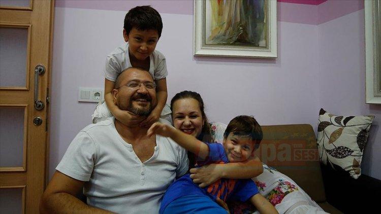9 yıldır mutlu bir evlilik yürüten Alesya, Türkiye'de yaşadığı için mutlu