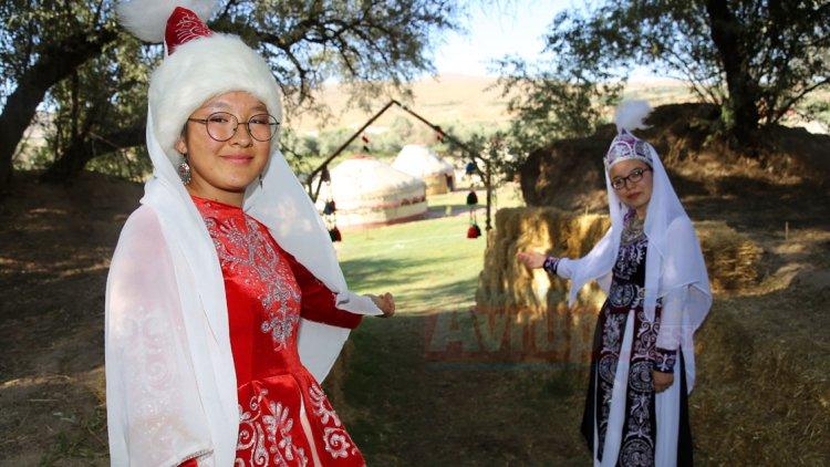 Kırgız Türkleri, Kapadokya'da Türk kültürünü tanıttı