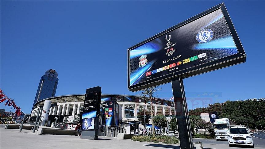 İstanbul'da UEFA Süper Kupa sahibini buluyor