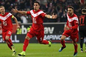 Fortuna Düsseldorf, Werder Bremen'i 3 golle geçmeyi başardı
