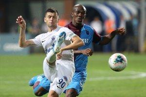 Trabzonspor 1 puanla açılışı yaptı