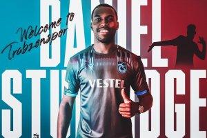 Trabzonspor İngiliz oyuncu Daniel Sturridge ile anlaştı
