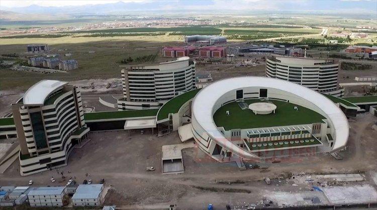 Hastane değil, beş yıldızlı hotel