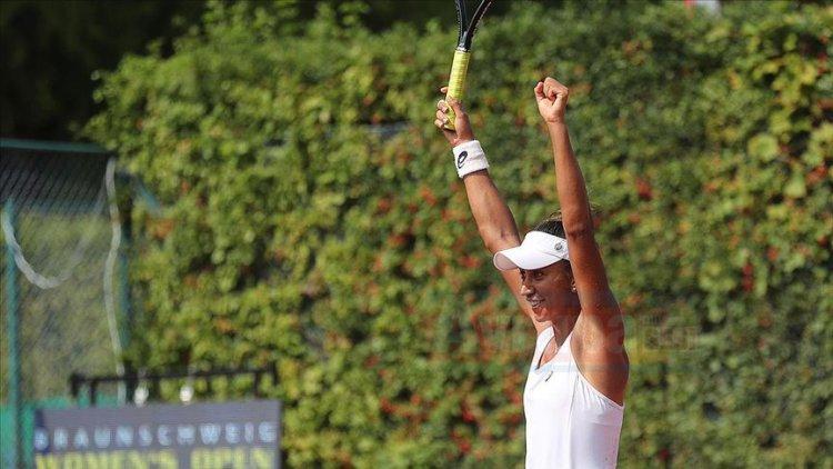 Büyükakçay Almanya'da şampiyon
