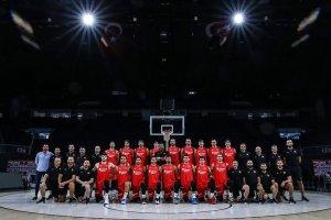 A Milli Erkek Basketbol Takımı Dünya Kupası'na hazır