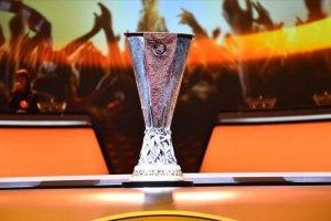 UEFA Avrupa Ligi'nde Beşiktaş, M.Başakşehir ve Trabzonspor'un rakipleri belli oldu